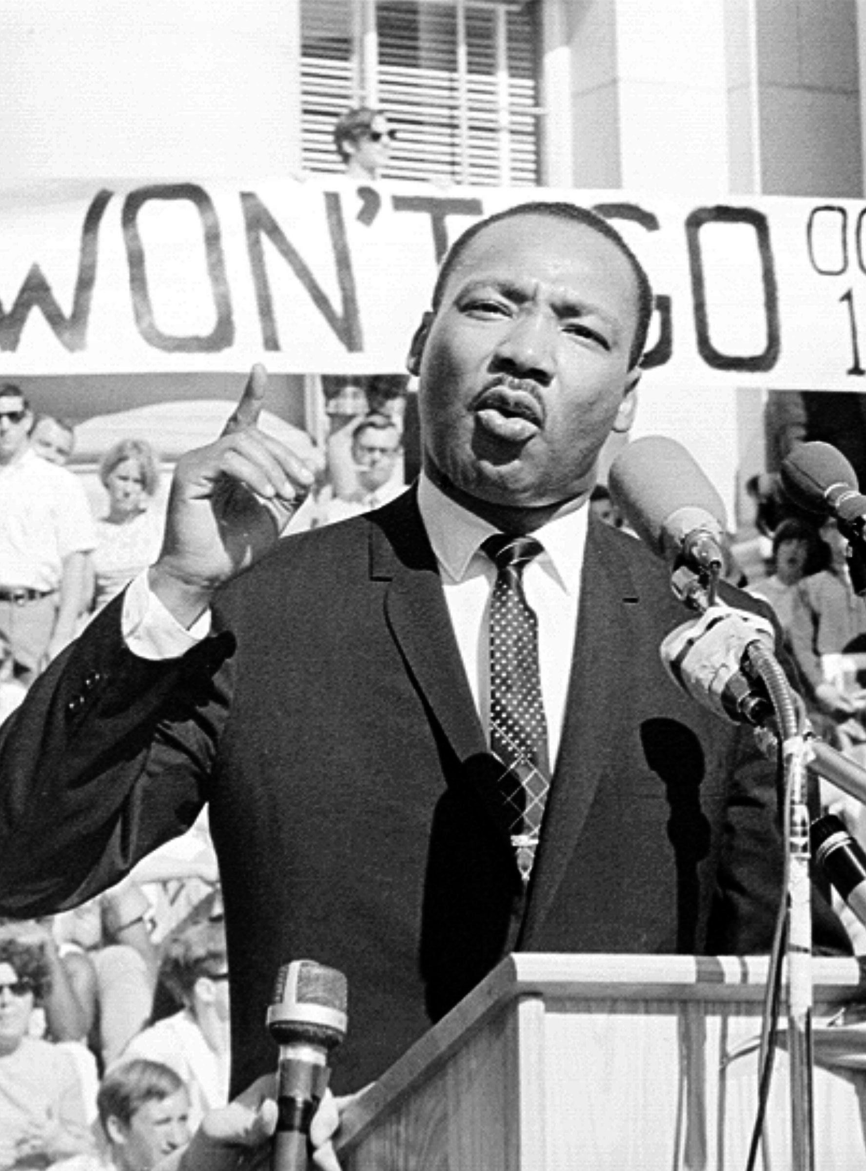 The Candidates Can T Sanitize Martin Luther King Jr