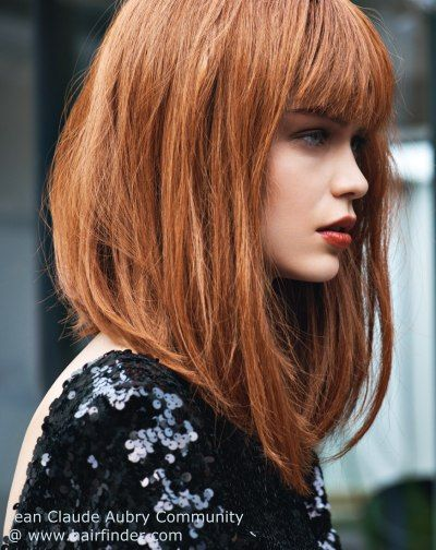 Stupendous Bobs Vs Lobs 2015 Bob Hairstyles Haircuts Hairstyles 2015 And Long Hairstyle Inspiration Daily Dogsangcom