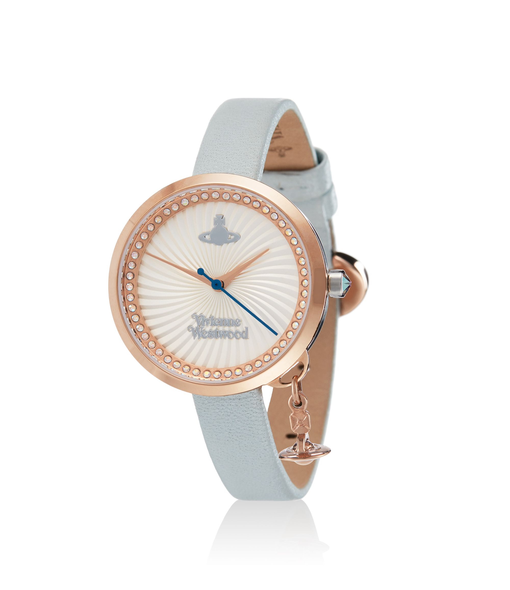 Bow Watch Rose/Blue · viviennewestwood.com