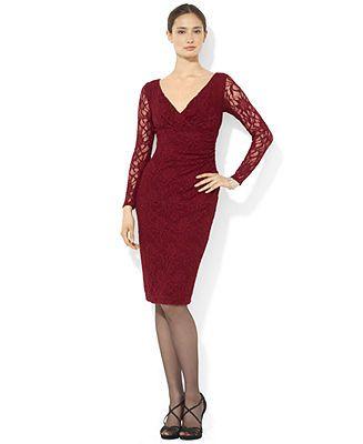 a34470865 Macy s Ralph Lauren Dresses