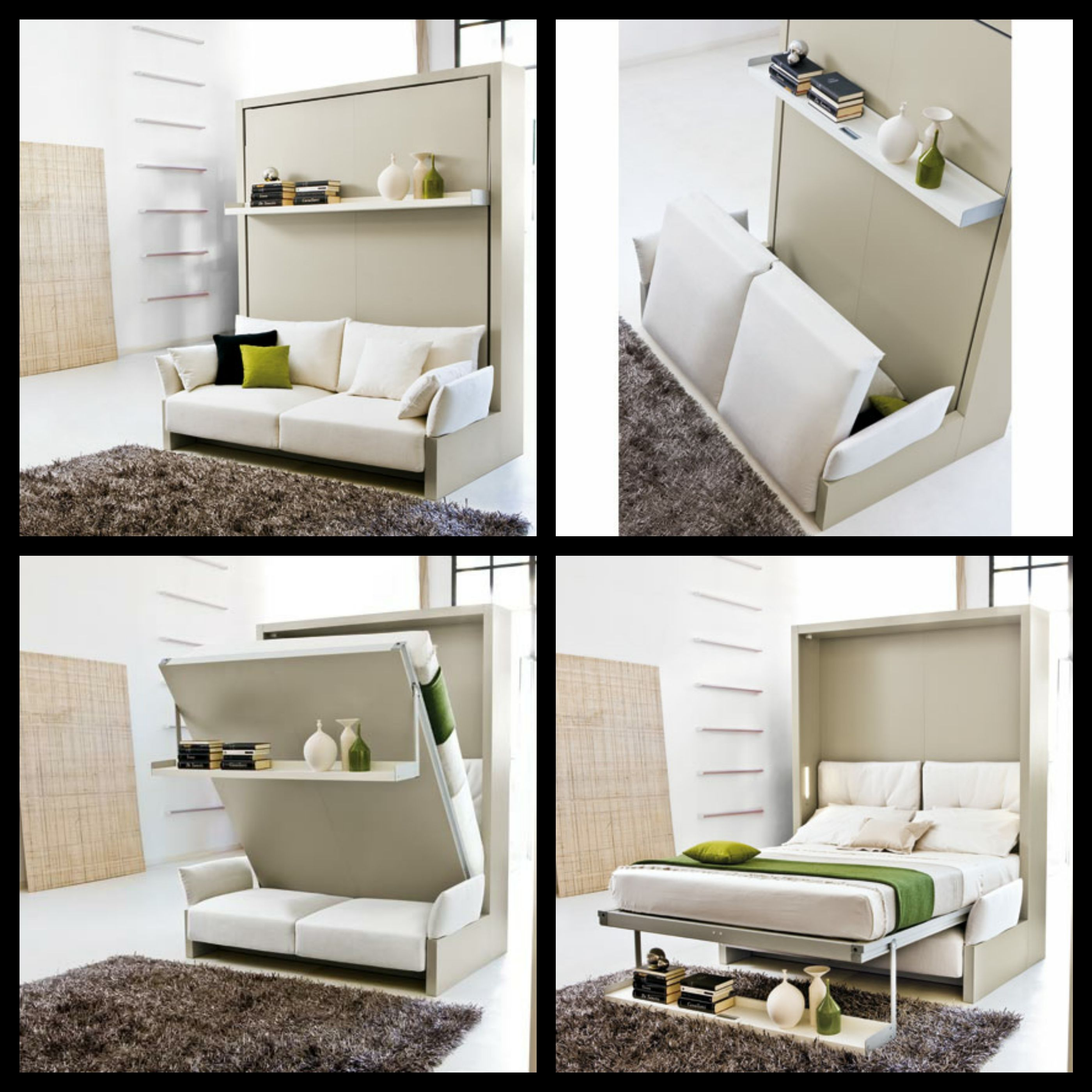 the nuovoliola 10 is a self standing vertically opening on wall beds id=66719