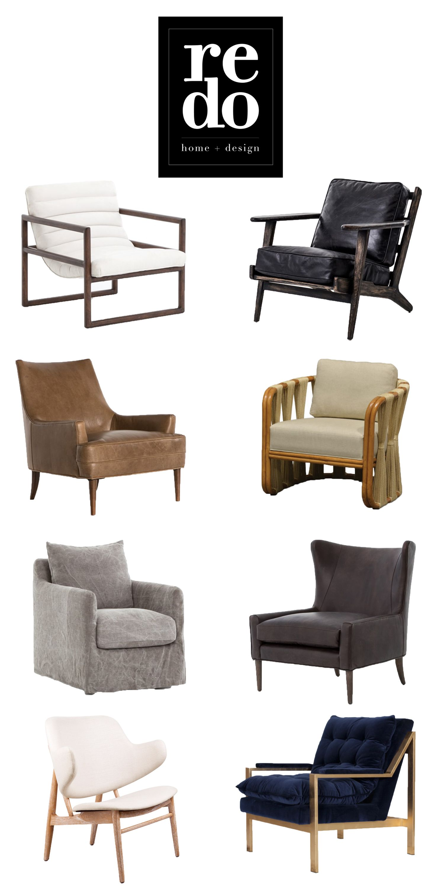 Modern Furniture available at Redo Home and Design. Visit www ...