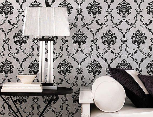 Classic Silks Wallpaper