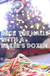 Oooh! A blogger cookie exchange!