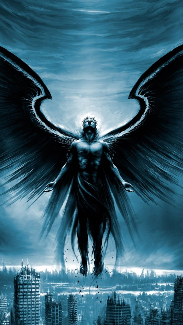 Image For Dark Angel Wallpaper For Iphone