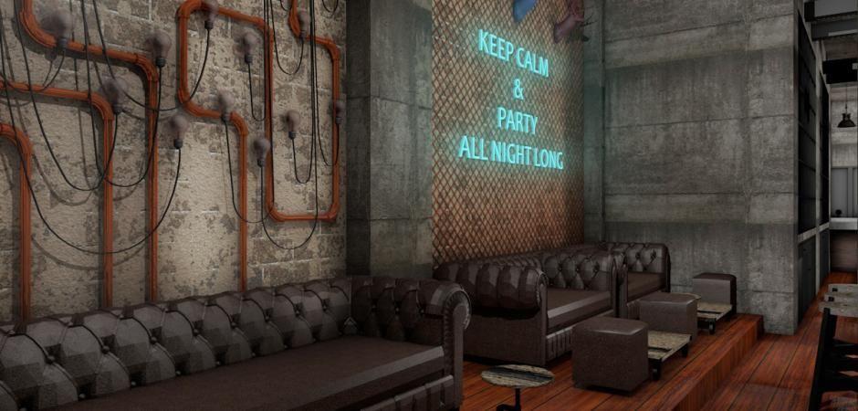 Bar Interiors Design Delectable Inspiration