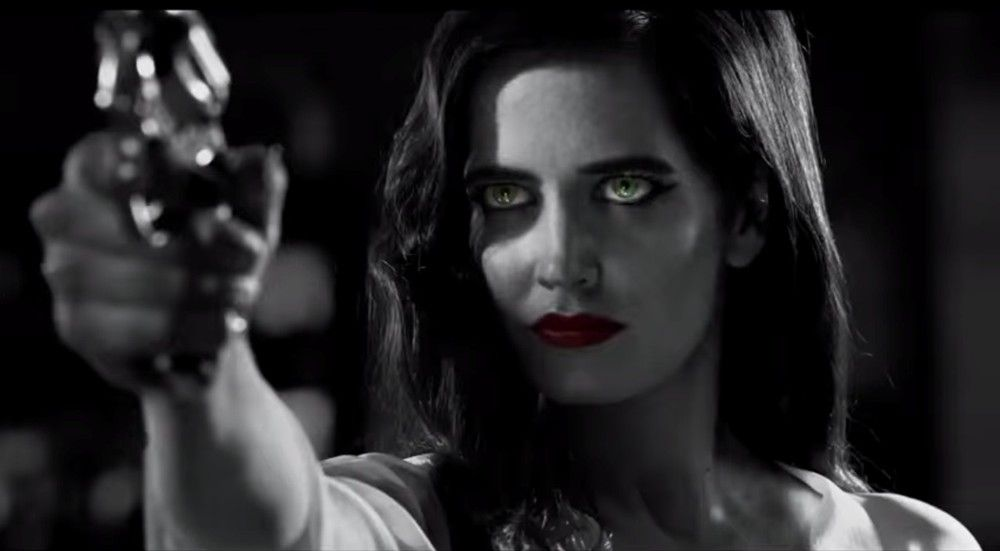 Eva Greens SIN CITY 2 Poster is Too Sexy for the MPAA