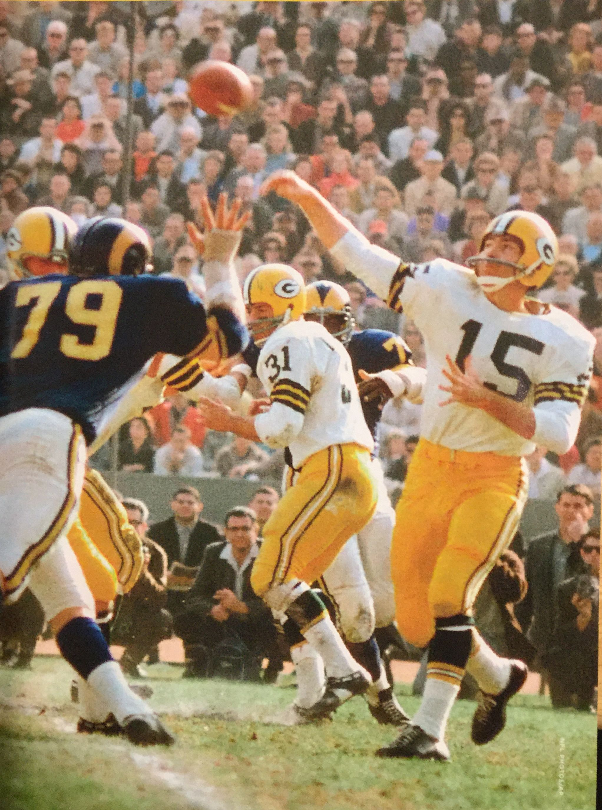 Pin By Dale Peters On Bart Starr Green Bay Packers History Green Bay Packers Football Bart Starr