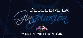 Martin Miller's patrocina TodoStartups y dona el 80% de su patrocinio a Emprendedores