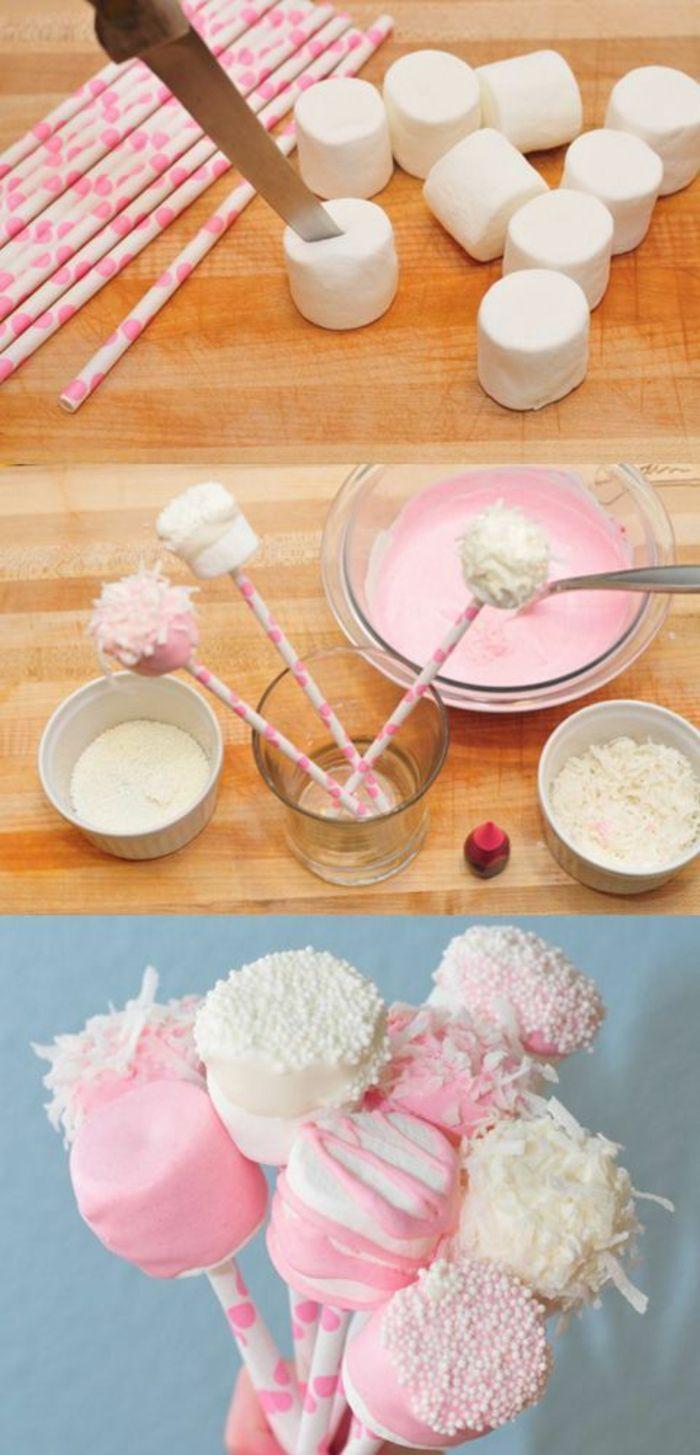 ▷ 1001+ Ideen und Beispiele für Cake Pops Rezepte #recipeformarshmallows