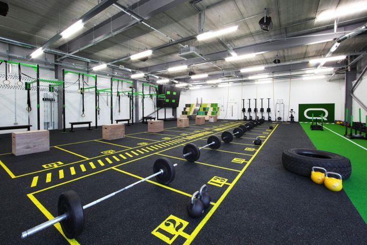 Art Of Designing Gym Interiors