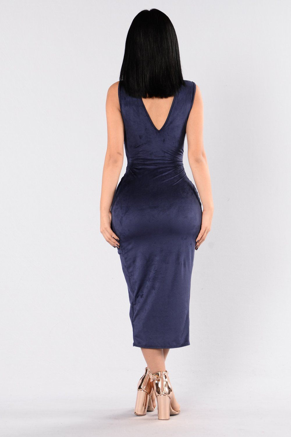 9f2bf80de3 Nature Made Dress - Navy in 2019