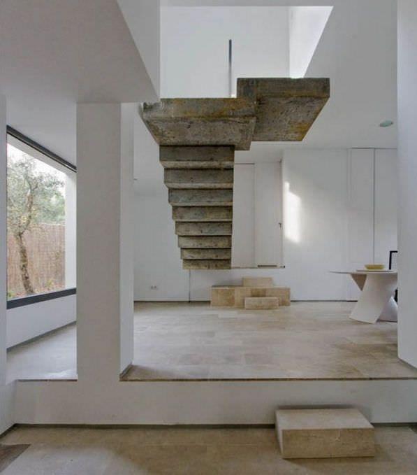 Casa tipo sindividuales / moderna / de un piso / para uso ...