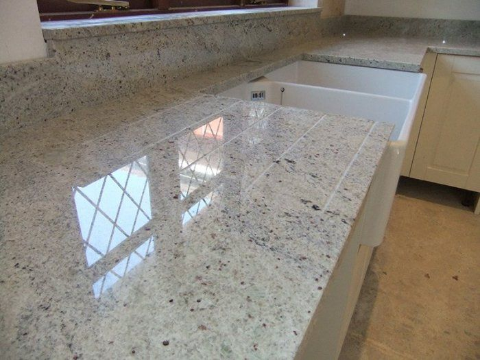 Kashmir White Granite Worktop White Granite Countertops White