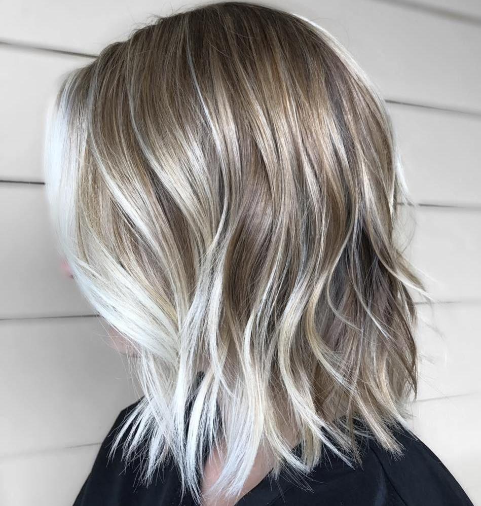 winning looks with bob haircuts for fine hair ash blonde bob