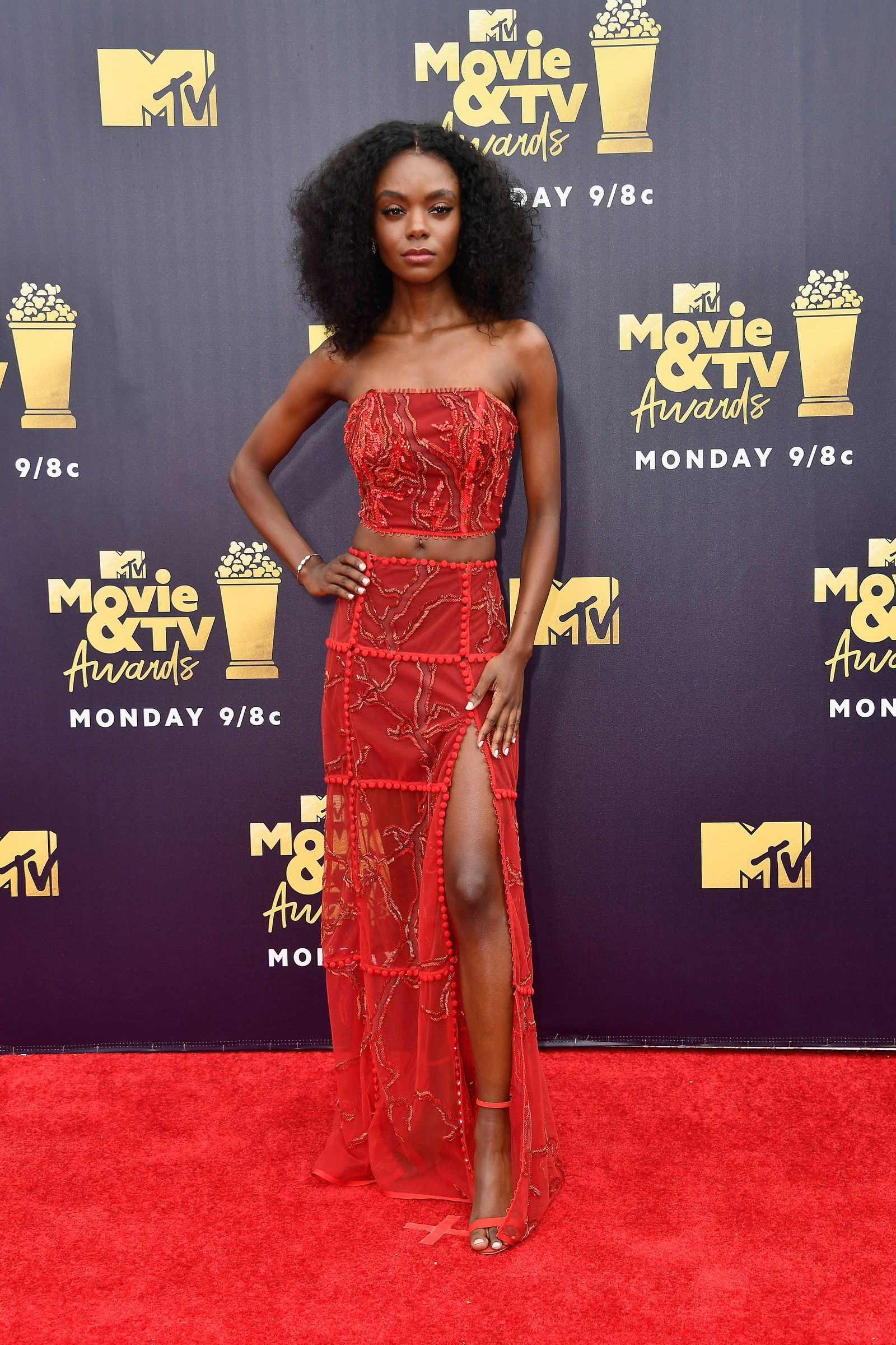 8cc361aa17 The 10 Nakedest Looks at the MTV Movie   TV Awards