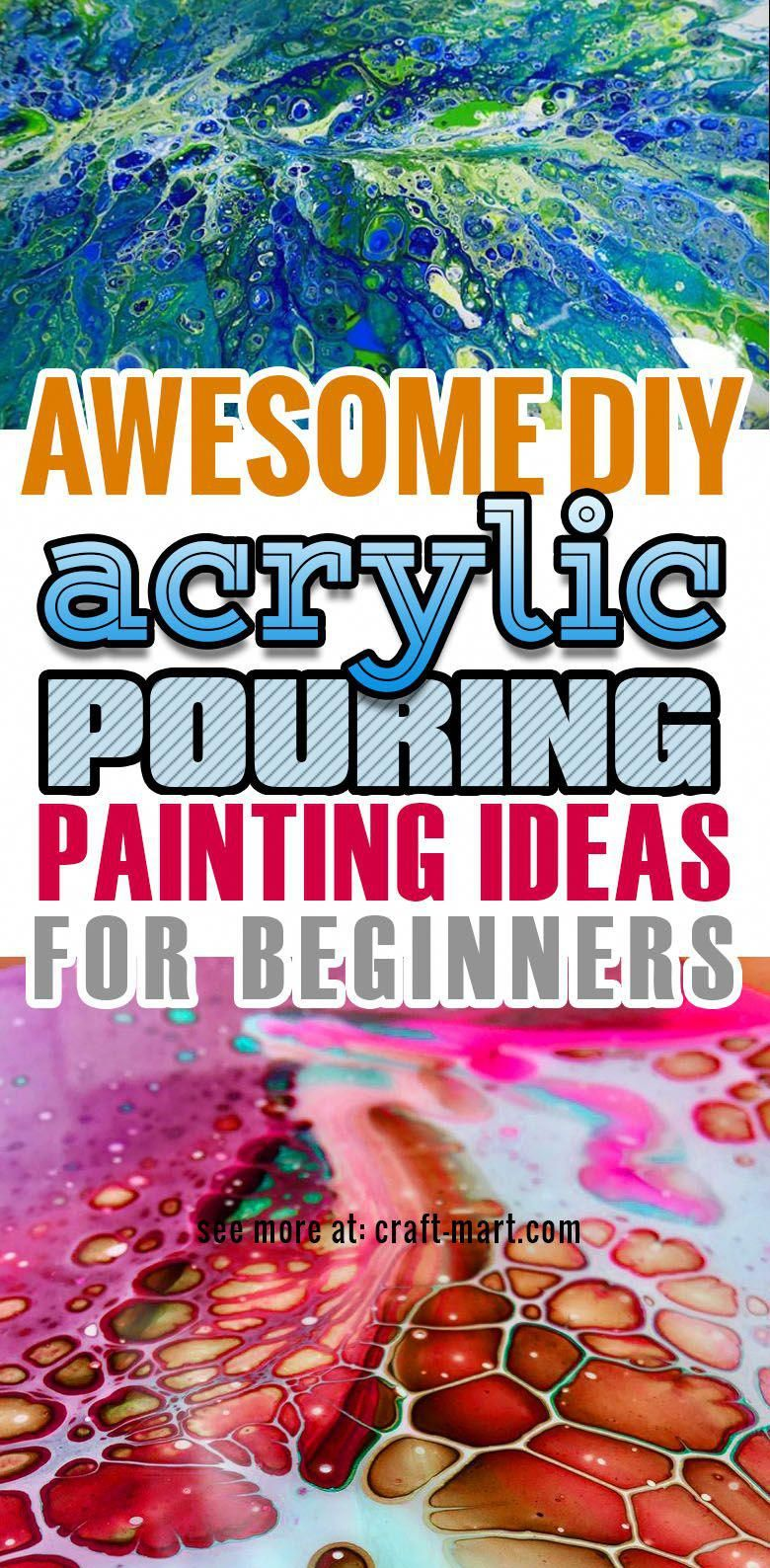 All you need to start creating your own wall art