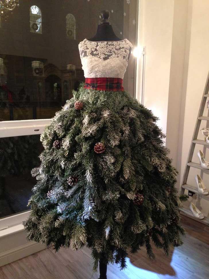 de las ideas ms creativas para hacer tu rbol de navidad