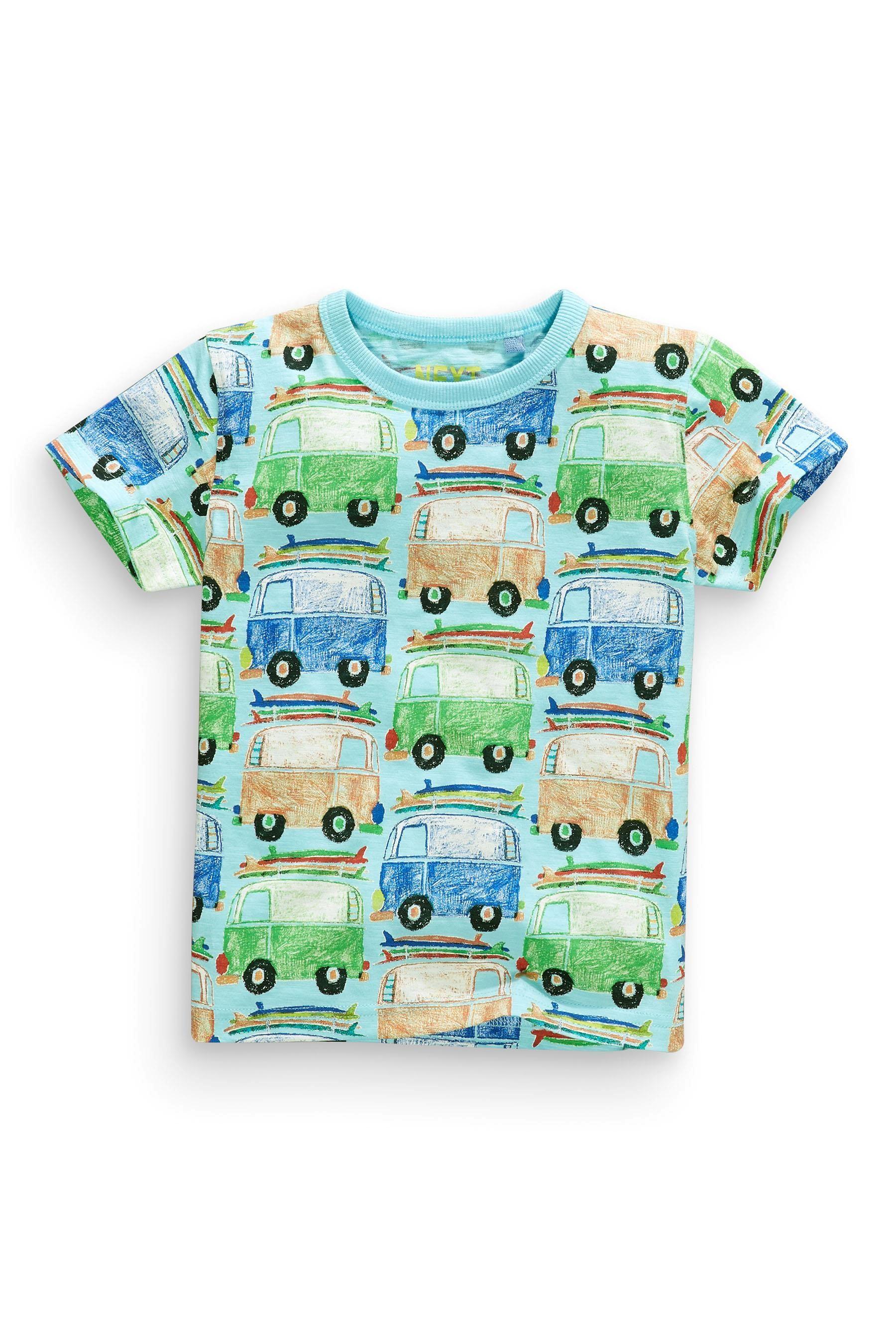 e471e0d31 Buy Campervan T-Shirt (3mths-6yrs) from the Next UK online shop ...