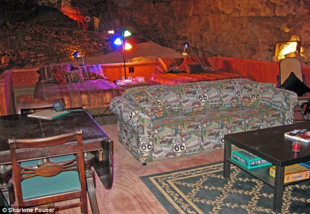 Grand Canyon Cave Hotel Boasts The Deepest Room In World