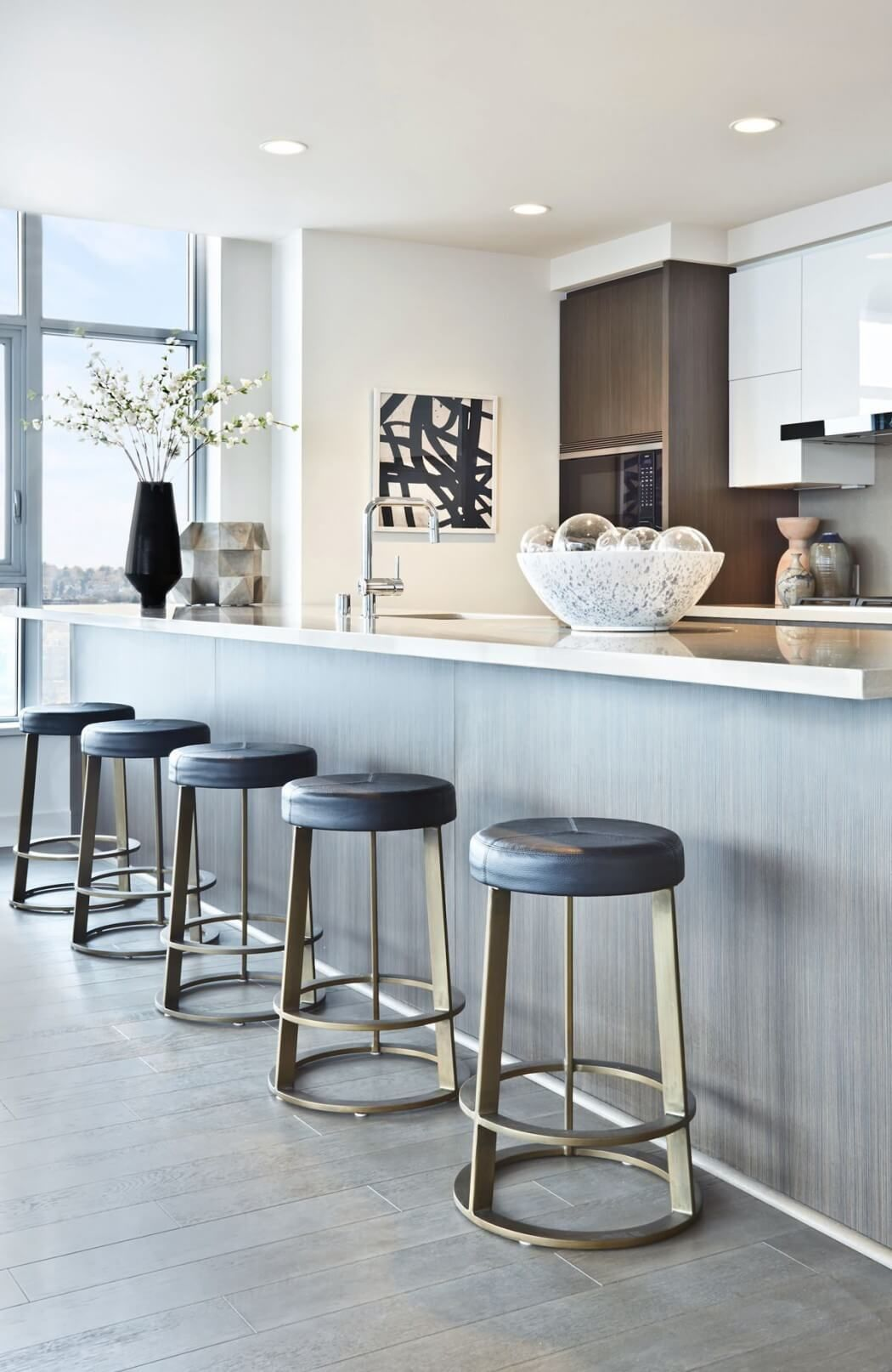 Belltown Penthouse by GATH Interior Design | Küche