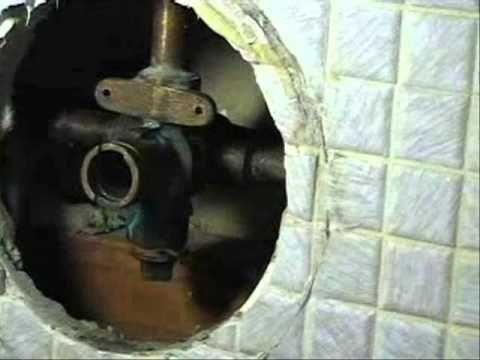 Replace Stuck Moen Shower Faucet Cartridge Moen Shower Faucet