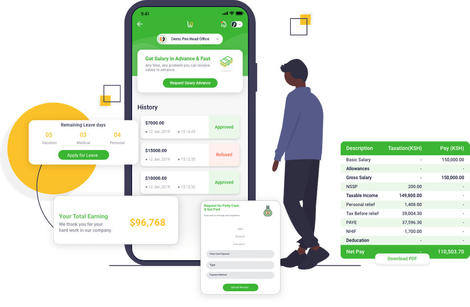 WorkPay HR, Time Attendance, Payroll in 2020 Digital