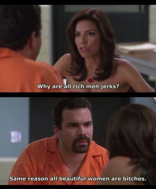 Funny desperate housewives quotes