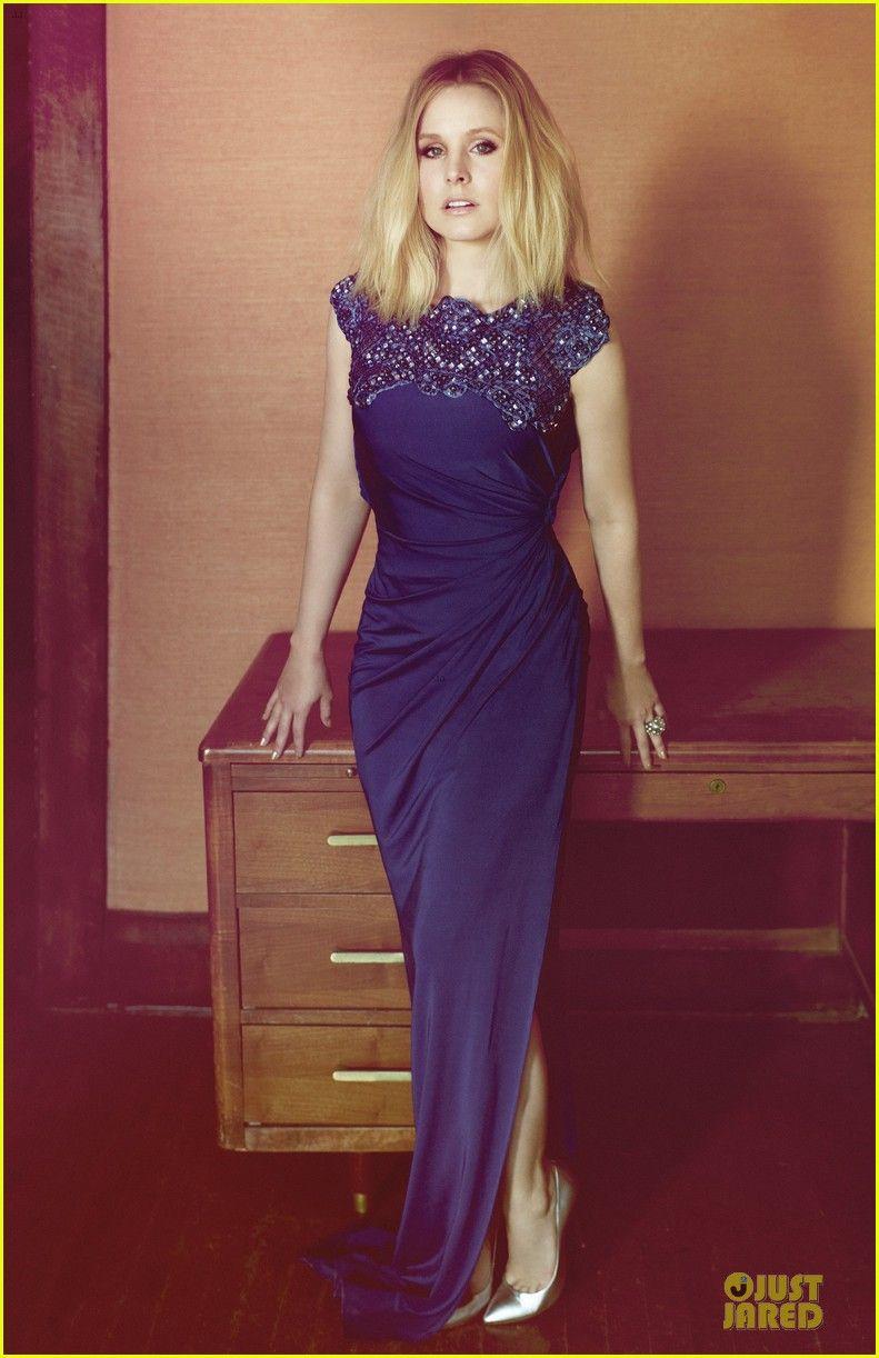 Kristen Bell   Purples, Lavenders, Fuchsia & Violet Hues...   Pinterest