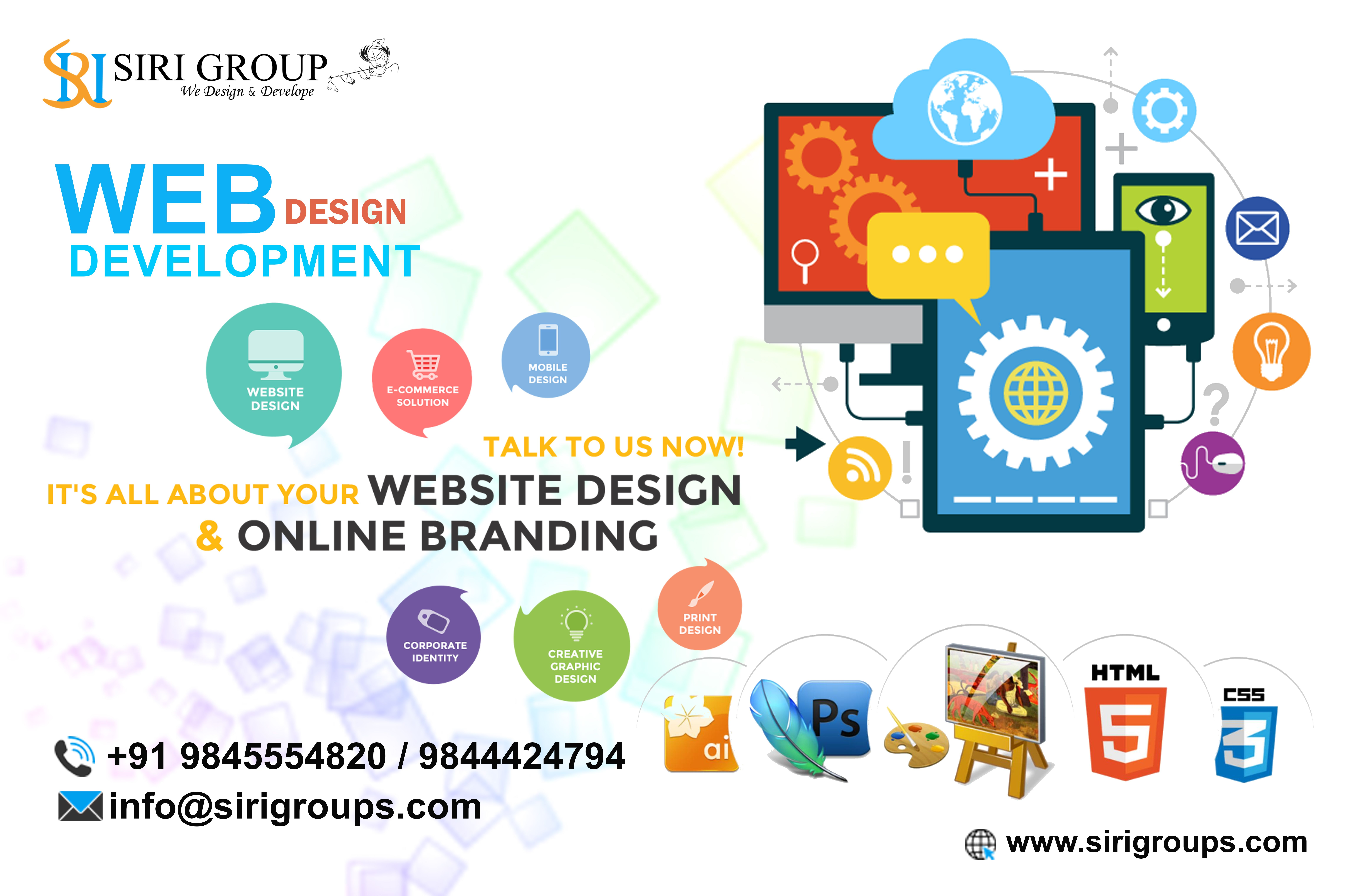Pin On Website Design And Development Company