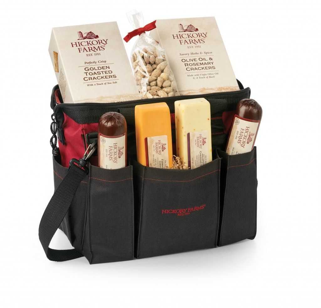 Hickory Farms Holiday Gift Baskets Makes The Holidays A ...
