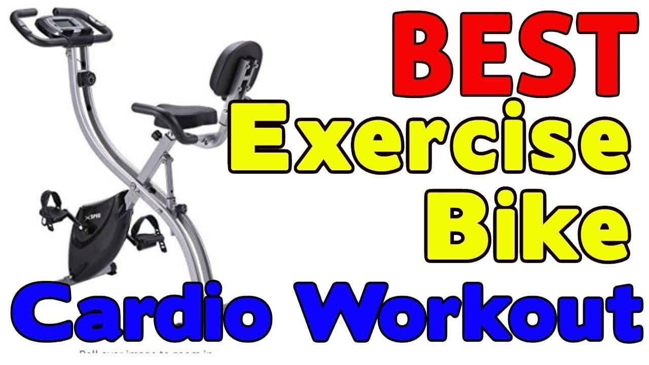 Best Exercise Bike Cardio Workout Indoor Cycling Xspec Foldable