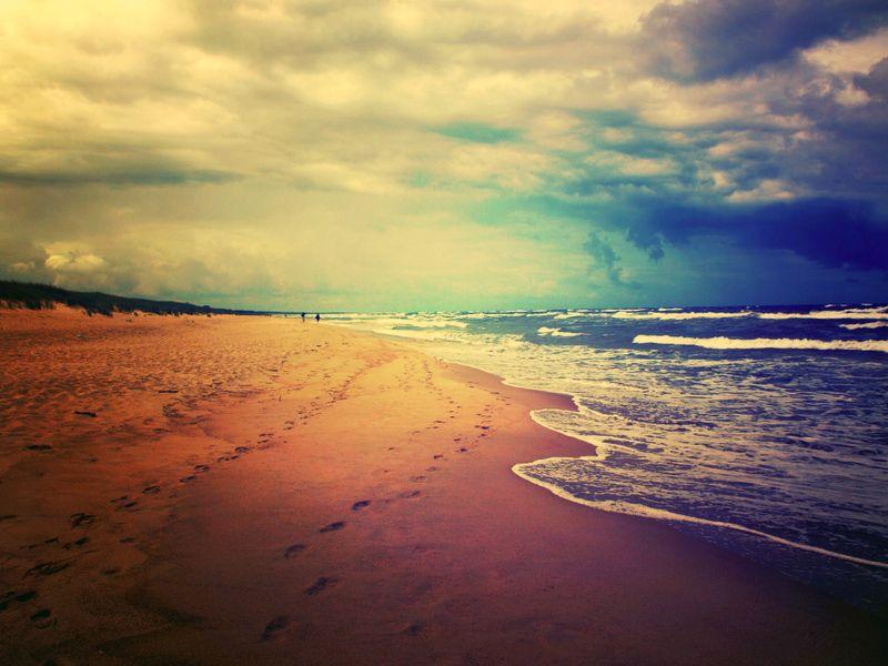 sea side... by BaxiaArt.deviantart.com on @DeviantArt