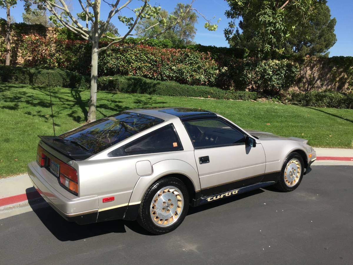 50th Anniversary 5 Speed 80k Mile 1984 Nissan 300zx Turbo Nissan 300zx Turbo Nissan 300zx Nissan