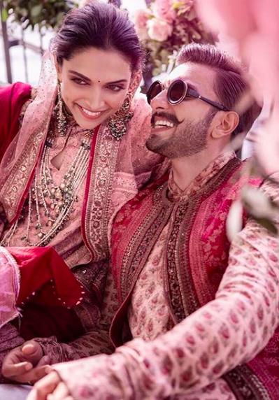 What Are You Doing To Me Deepveer Bas Bhi Karo In 2020 Deepika Ranveer Bollywood Wedding Desi Bride