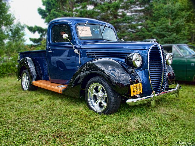 1938 Ford Cars Old Pickup Trucks Ford Pickup Trucks Old Ford