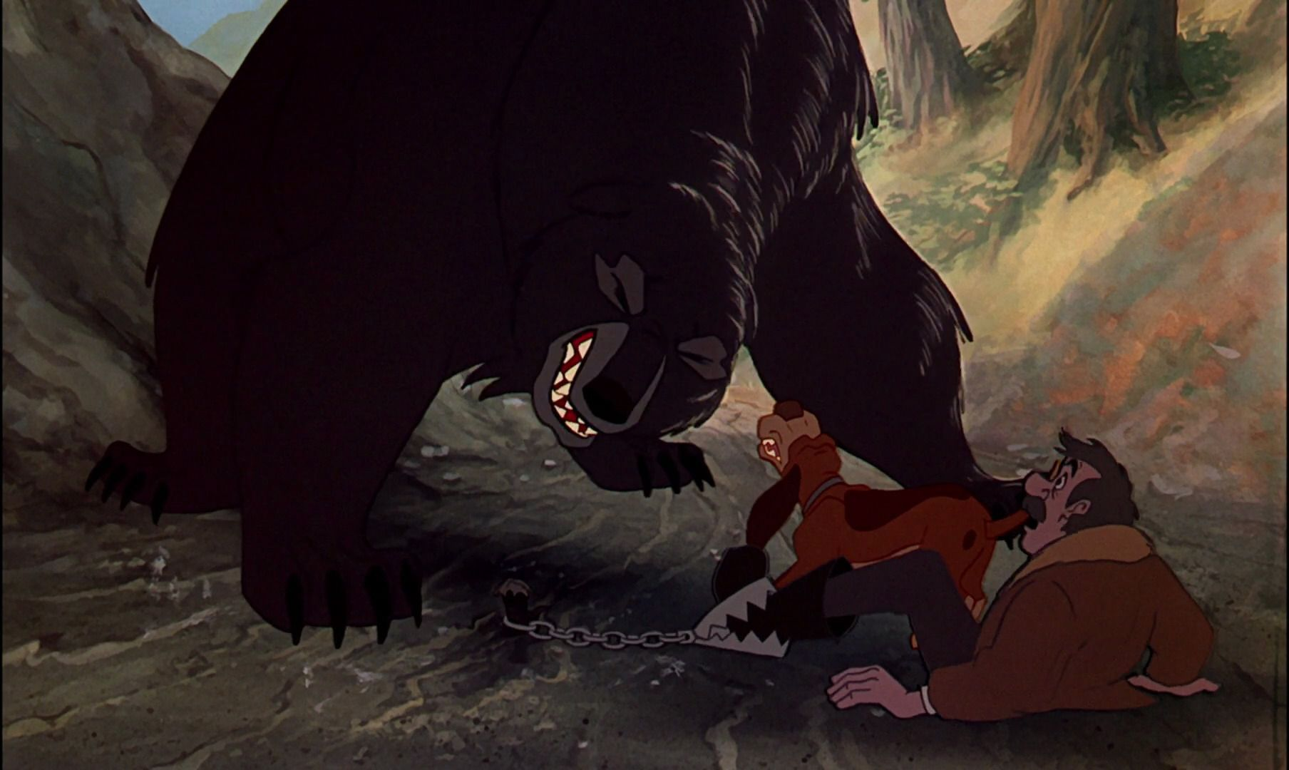 *THE BEAR, COPPER & AMOS ~ The fox and the Hound, 1981 ...