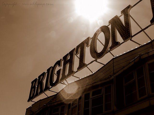 De mi amor por Brighton.