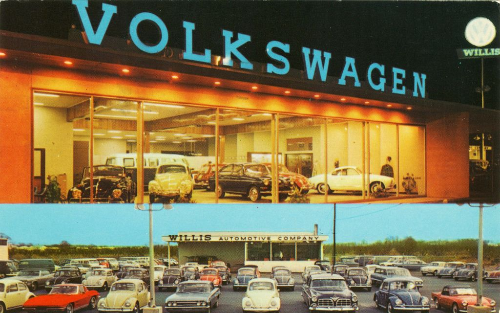 Roland Willis Jr. & Son, Volkswagen, Burlington, NJ (With