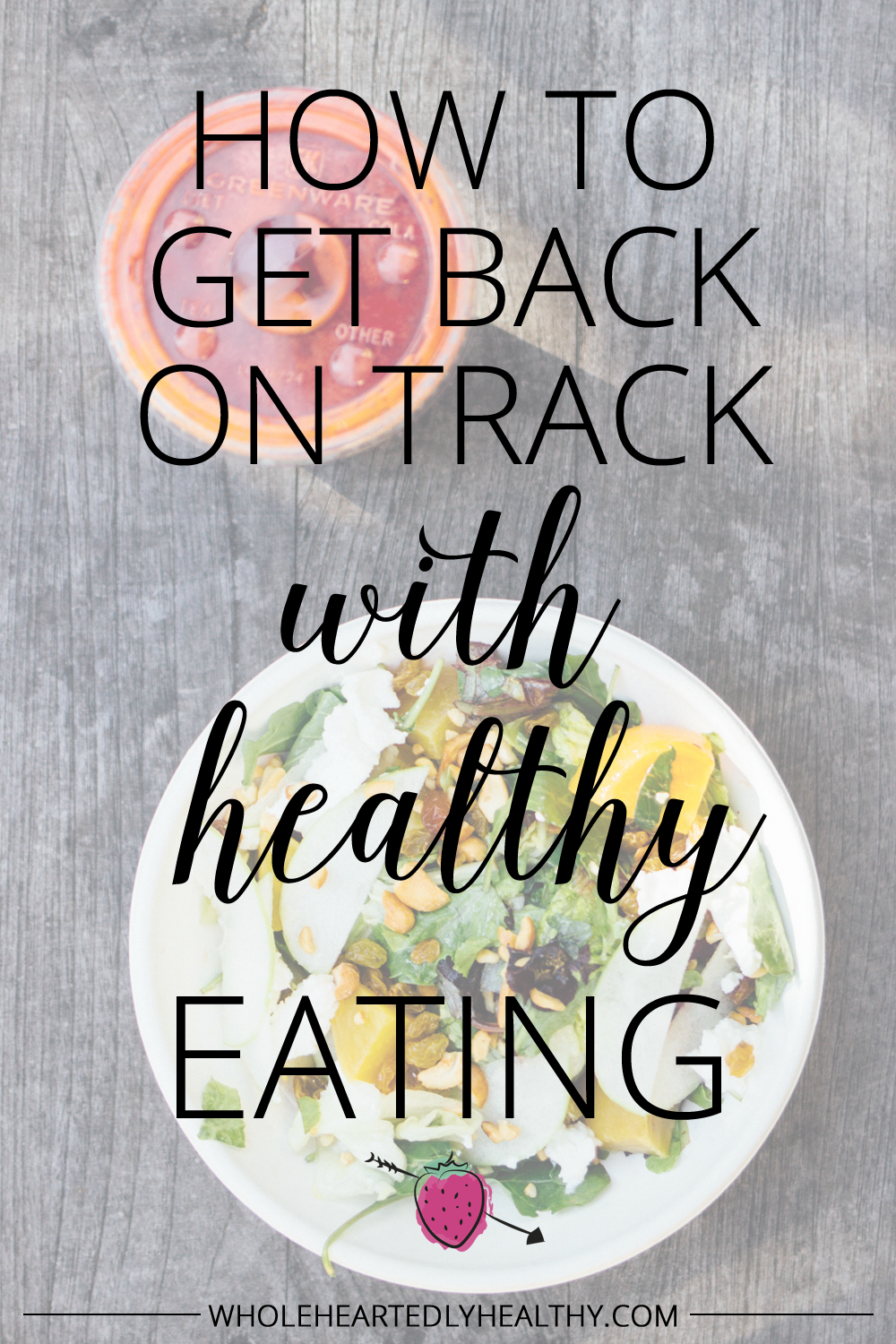 How to Get Back to Healthy Eating After Overindulging