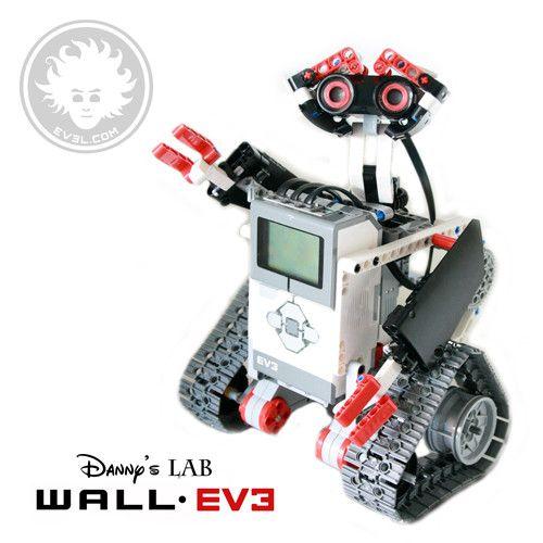 R Chameleon Amazon Wall-e LEGO MINDSTORMS...
