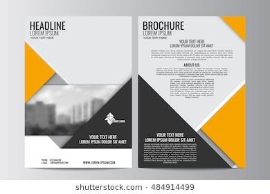 Abstract flyer design background brochure template can be used for magazine cover business mockup education presentation report  size with editable also image subscriptions photoshop pinterest rh