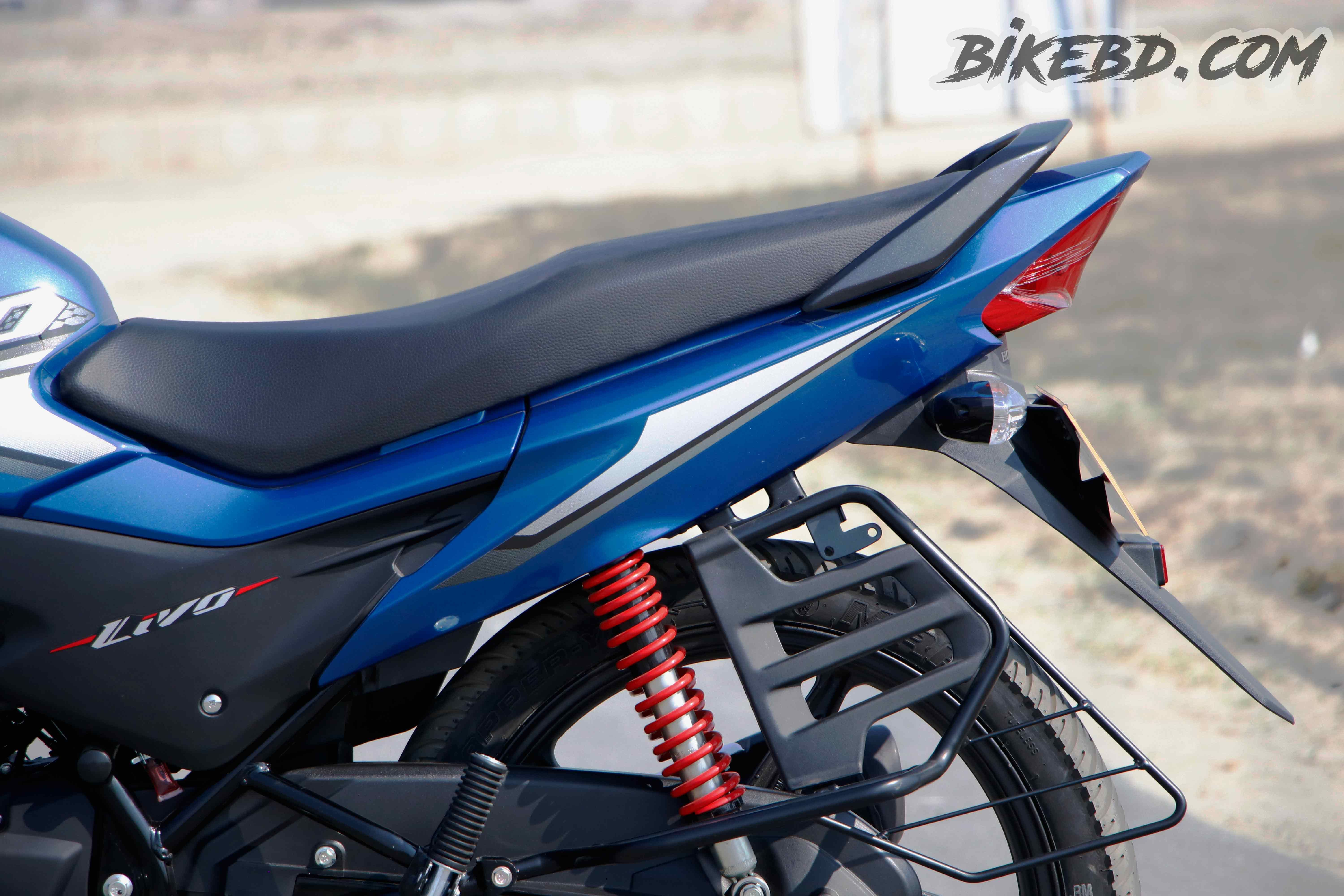 Honda Livo 2019 Is The Latest Bike From Bangladesh Honda Private