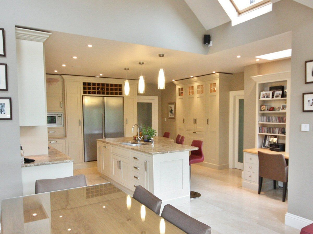 Modern Kitchen Design Dublin Hand Painted Irish Kitchen Design By Enigmadesign