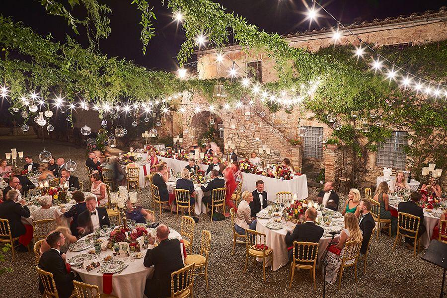 Family Oriented Italian Garden Wedding Ceremony Strictly Weddings Garden Weddings Ceremony Italian Garden Italy Wedding