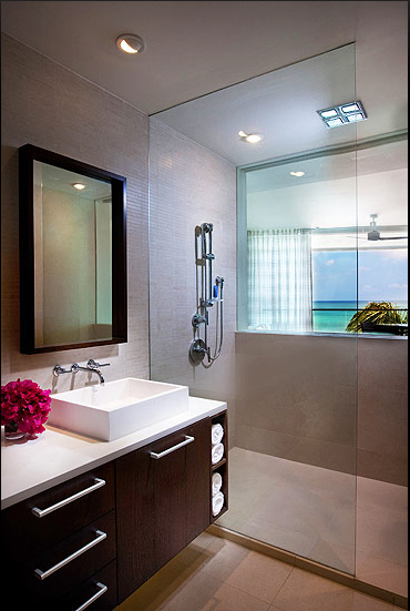 Caribbean Bathroom Design Ideas ~ Wanderlust caribbean bathroom bliss edition