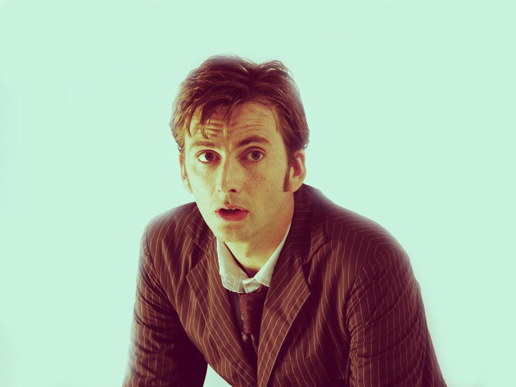 David Tennant as the Doctor. | david tennant | Pinterest | David ...