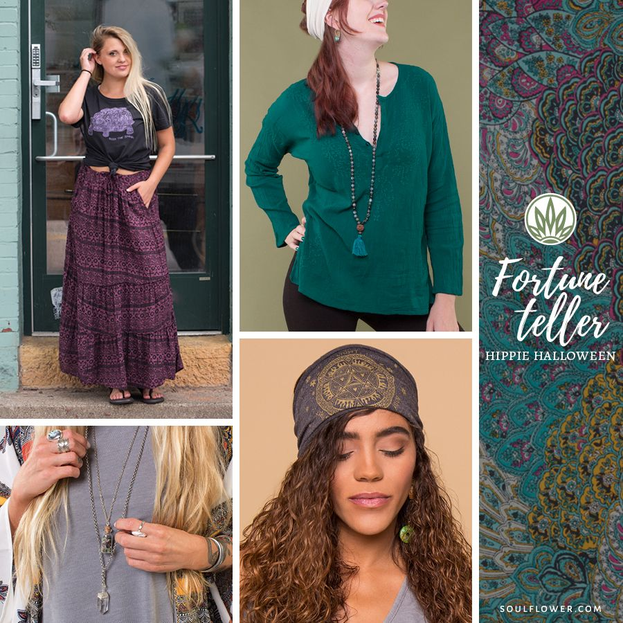 Hippie Outfits Diy Hippie Outfit Ideas Soul Flower Blog Hippie Outfits Hippie Costume Diy Clothes Jackets