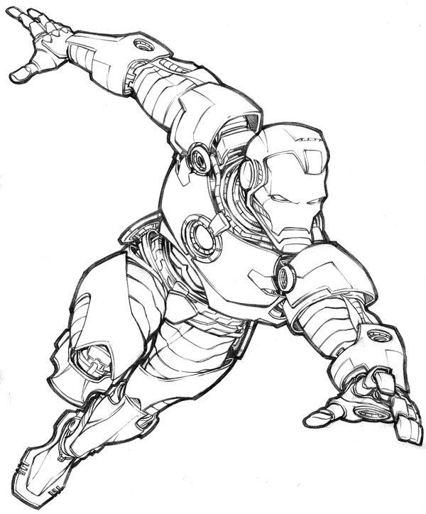 Iron Man (K.O.- Jeremybear) | MaN oF PoWeRs | Superhero ...