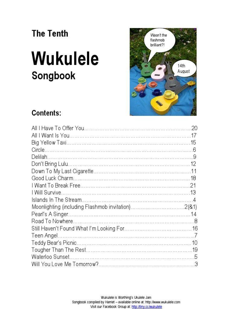 Singalong Music Pop Music Music Ukulele